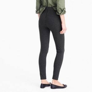 J. Crew Any Day Pixie Stretch Ponte Pant in Heathe